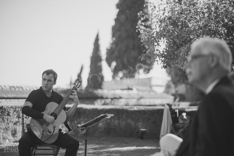 Musica para Bodas en Granada